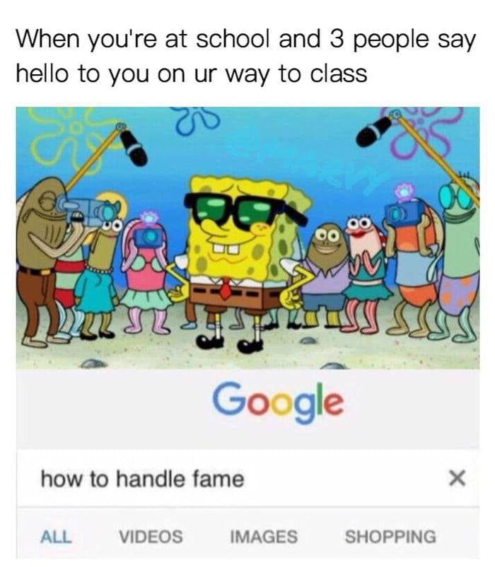 How antisosial are you? me: | spongebob | Funny, Terrible memes