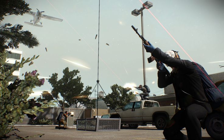 """Payday 3 is in production, but could be a long way off - Polygonclockmenumore-arrow : """"It will be done when it's done"""""""