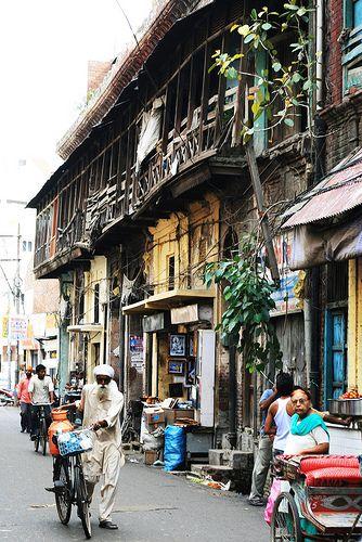 Street Scene, Amritsar