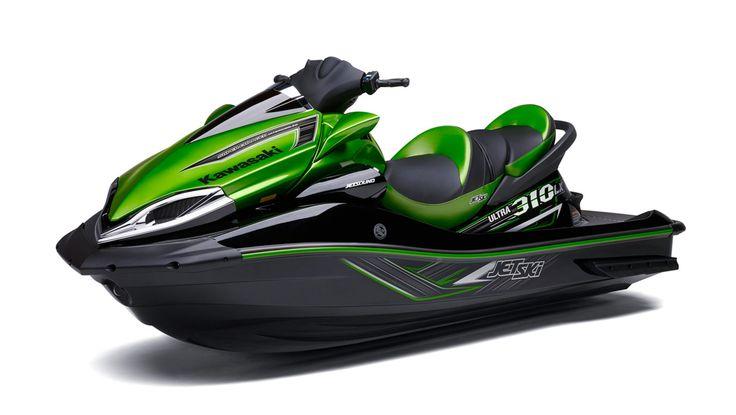 2014 Kawasaki Jet Ski Ultra 310LX