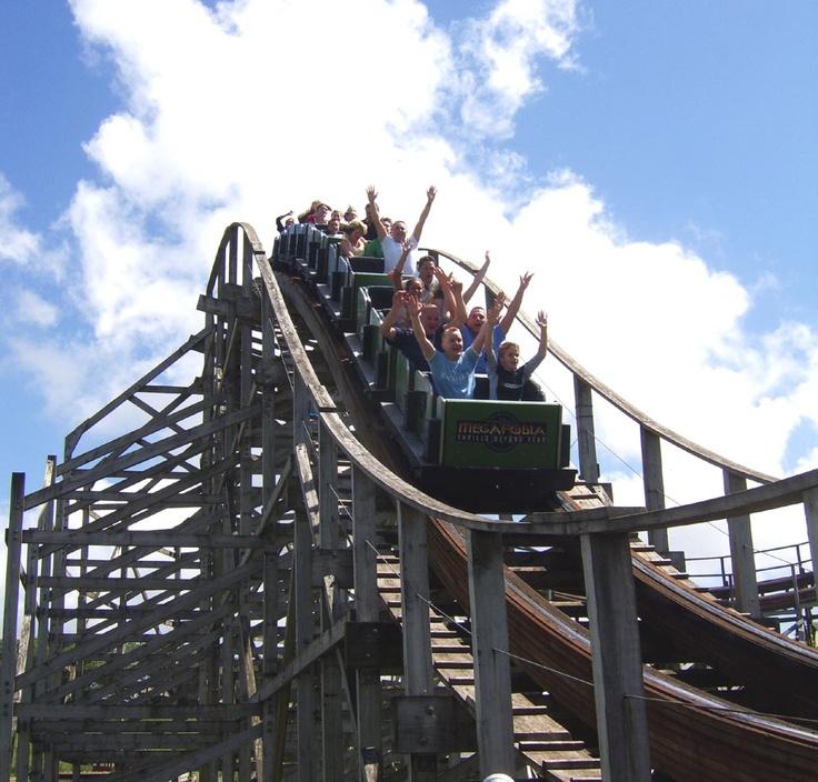 Megafobia, Oakwood Theme Park