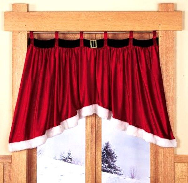 M s de 25 ideas incre bles sobre cortinas navide as en for Cortinas con luces