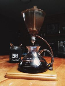 The Yama Glass Silverton Brewer - Brewing With Espresso Parts: Full Immersion Brewing | Espresso Parts Blog