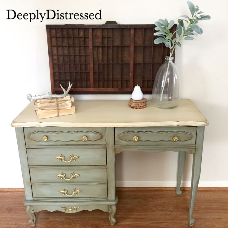 French provincial desk.