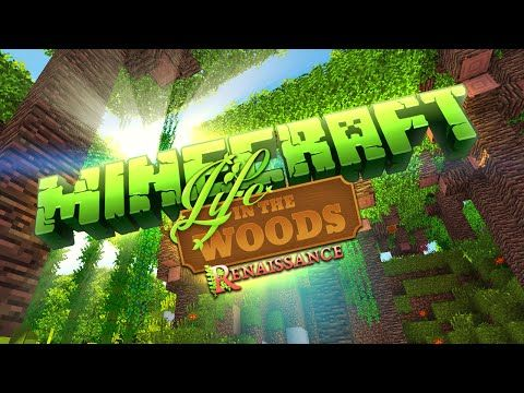 LIFE IN THE WOODS [S01E001] - Alles auf Anfang ★ Let's Play Minecraft - YouTube