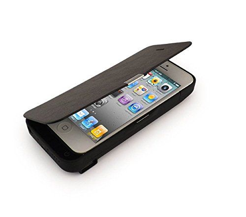 ISAKO Iphone 5 Iphone 5S iPhone 5c Extended Battery Charger Flip Black Case Cover 4200Mah Ultra-slim Rechargeable Power Bank Charging Juice Pack with Built-in Video Viewing Kickstand 4 Led Light Indicators for Apple Iphone 5th 5G 5C 5S Retail Gift Box (Black) ISAKO http://www.amazon.com/dp/B00U3N79XA/ref=cm_sw_r_pi_dp_T3oNvb0TKDS63