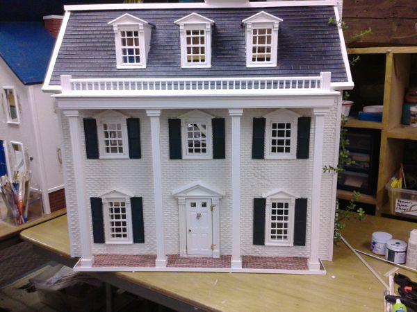38 best Custom Dollhouse Renovations images on Pinterest