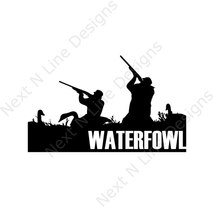 Goose Hunting - Waterfowl Decal #WaterfowlHunting