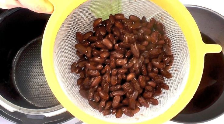How to quick-soak beans in the pressure cooker
