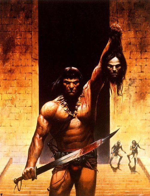 Peor portada/dibujo/ilustración de Conan 081438e175801855e45b8d6f0c39bfb5
