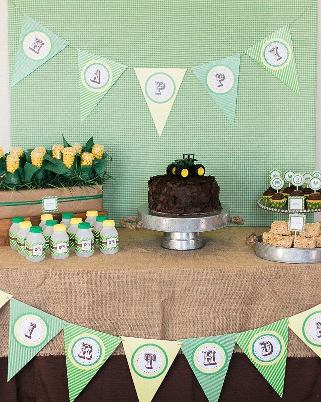 38 Best Images About John Deere Party On Pinterest
