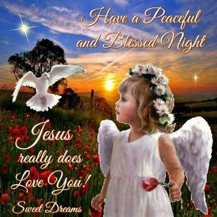 Good Night Blessings!.