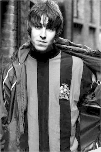 Liam Gallagher - on the way to infamy