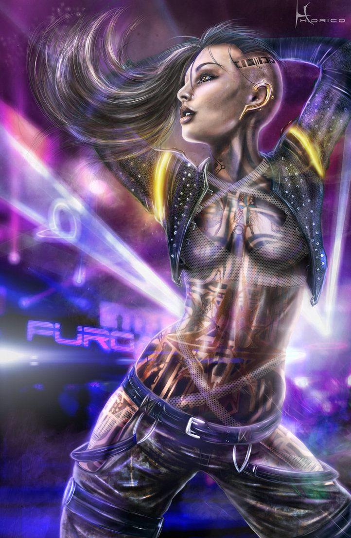 Purgatory Dance- Mass Effect 3 by Hidrico on DeviantArt