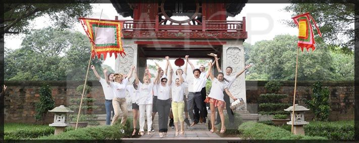 "Join with us for ""The Emperor's Secret in Hanoi"" Uniquely Vietnam >> Team building in Vietnam --> http://asiatopdmc.com/team-building-in-vietnam/unique-team-building-in-vietnam/"