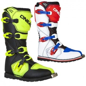 O'Neal Rider Mens Motocross Off Road Dirt Bike Riding ATV Boots