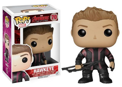 Funko Pop! Marvel: Avengers 2 - Hawkeye