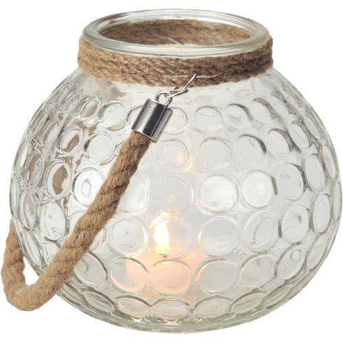 Pfaltzgraff Glass Lantern