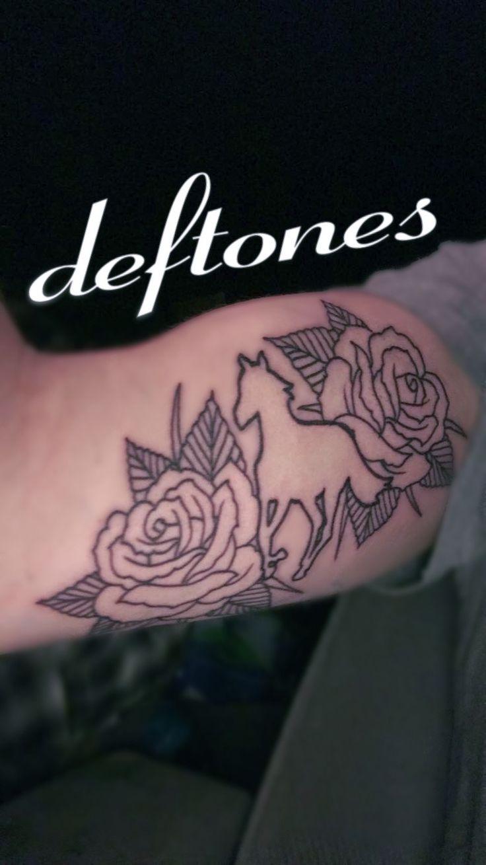 #deftones #whitepony #tattoo