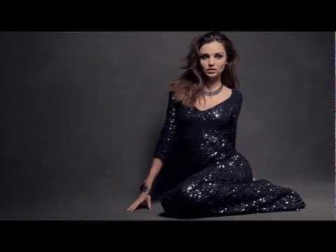 Miranda Kerr Behind The Scenes - HauteMuse Cover shoot