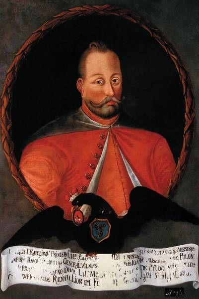 Portret Piotra Radziwiłła, ok. 1650