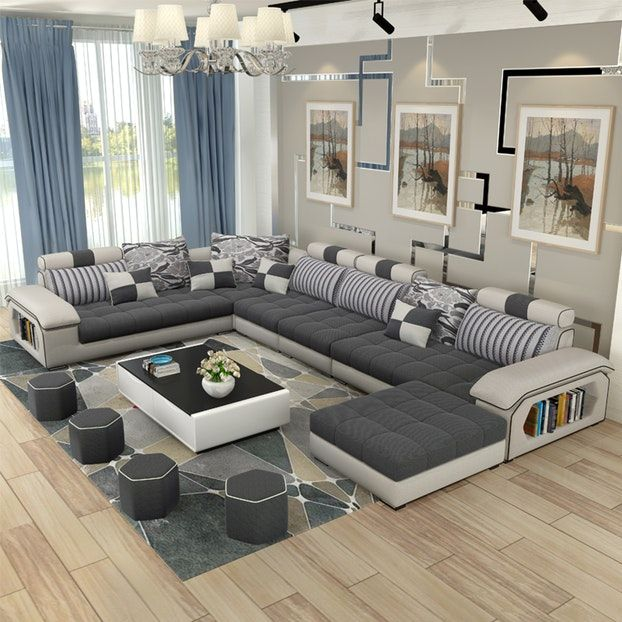 Stunning Salon Fauteuil Moderne Design 2016 Photos - House ...