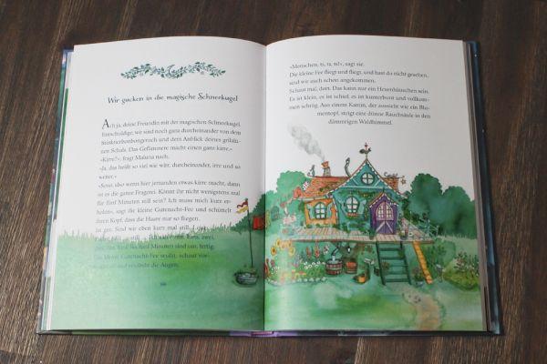 Maluna Mondschein von Andrea Schütze, Ellermann Verlag, mit Illustrationen von Tina Kraus