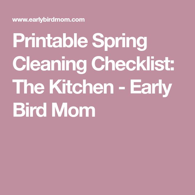 Best 25+ Spring cleaning checklist ideas on Pinterest Spring - sample spring cleaning checklist