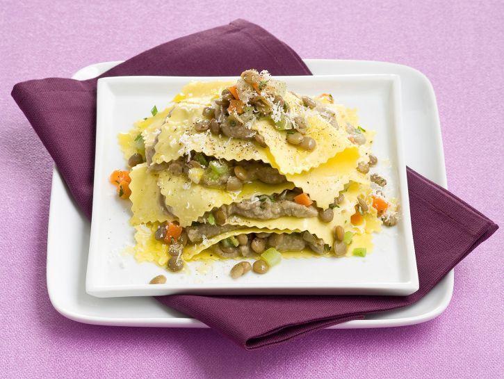 Lasagnette-aperte-con-lenticchie