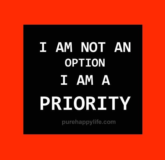 17 Best Priorities Quotes On Pinterest