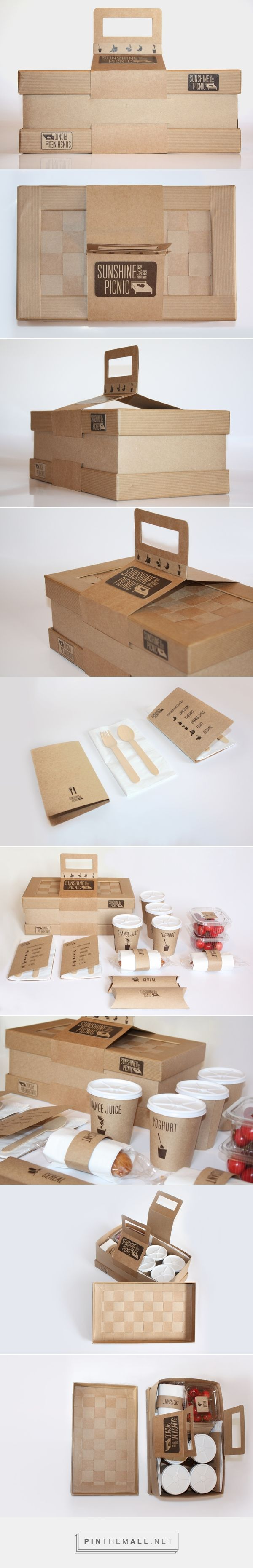 Sunshine picnic on Packaging Design Served... - a grouped images picture - Pin Them All