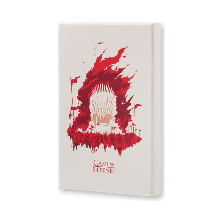 Limited Edition Game Of Thrones Notebook- Only available in Moleskine stores | Moleskine Store - Moleskine