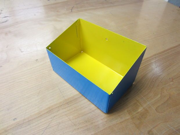 Picture of Powder Coated Hanging Parts Box