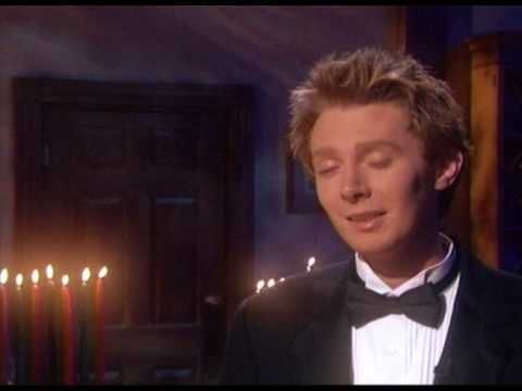 "Clay Aiken and Bing Crosby Duet - ""Little Drummer Boy"""