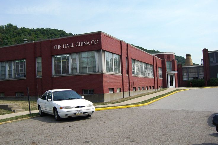 The Hall China Company East Liverpool Ohio still producing china today.