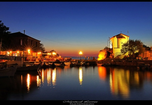 Skala Sikamias - Mytilene, Greece