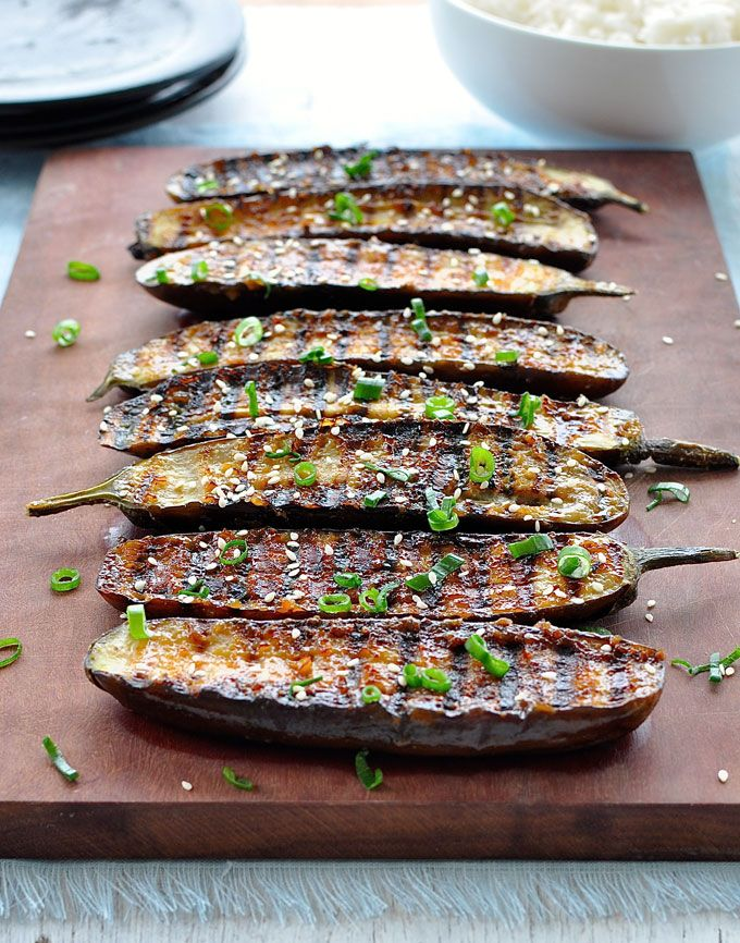 Melt-in-your-mouth eggplant with an incredible caramelised miso glazed.