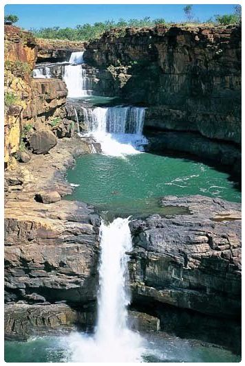 been here love it  WILL go back.        Mitchell Falls, Kimberly, Western Australia