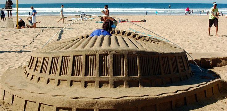 Margate Beach, a Blue Flag beach on the KZN South Coast – South African Tourism