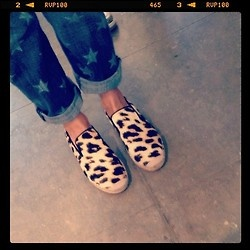 Yes, I do!! Celine Leopard espadrilles would be nice, for example!