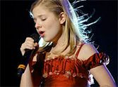 Jackie Evancho Performs The Prayer With a Young Boy - a Must-See Duet!  -  God Vine  -  Because music is good for the soul.