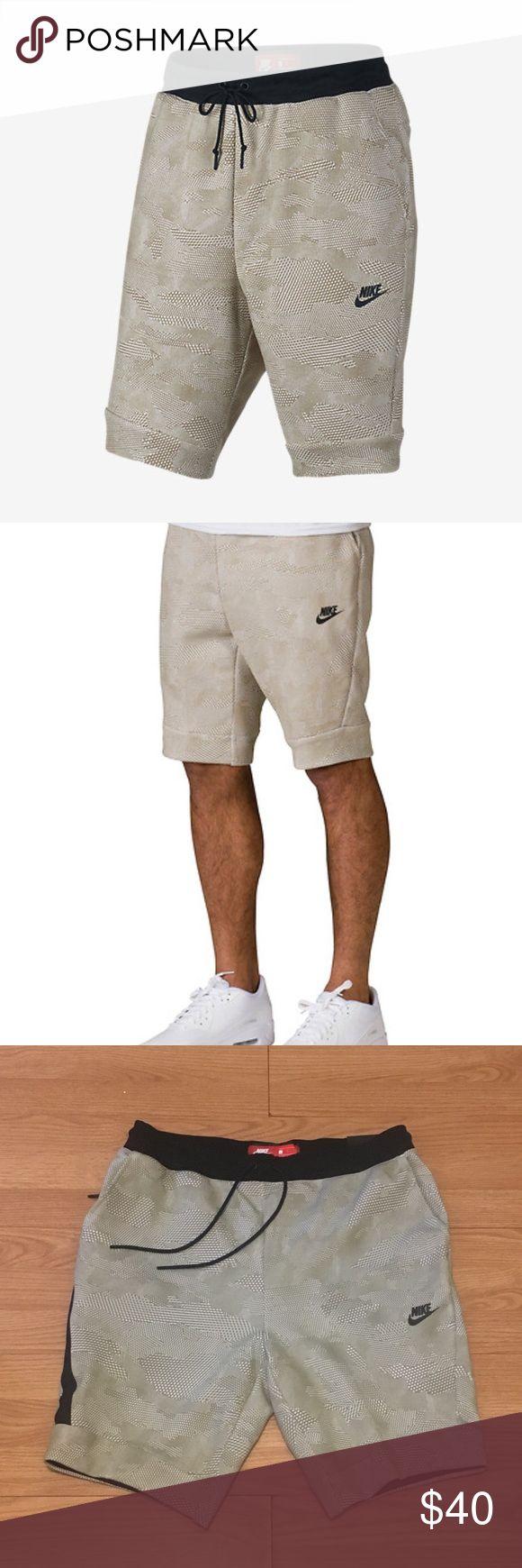 Nike Tech Fleece Shorts Fleece shorts, Nike tech fleece