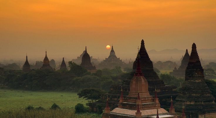Bagan is an ancient city located in the Mandalay Region of Burma (Myanmar). From the 9th to 13th centuries, the city was the capital of the Kingdom of Pagan, the first kingdom to unify the regions …