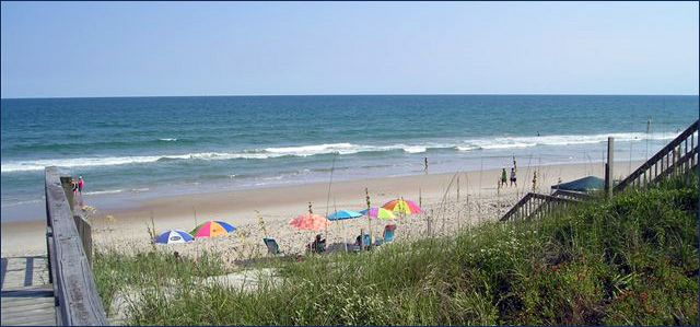 Best company for a summer rental at Topsail Island