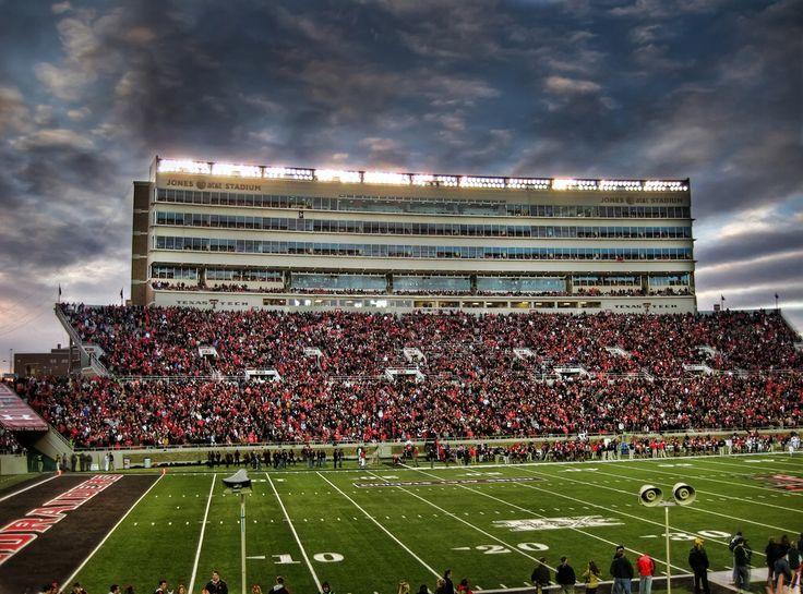 Football stadium football stadiums texas tech football