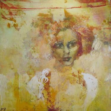 "Saatchi Art Artist Iris Schreven; Painting, ""Perfect day"" #art"