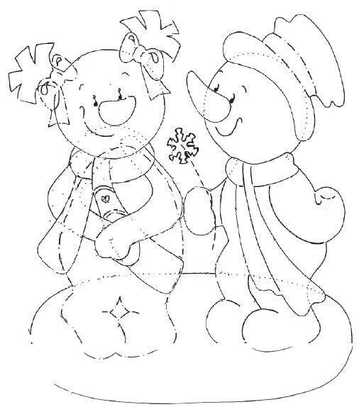 Καταφθάνει ο Χειμώνας και μαζί του φέρνει χειμωνιάτικο σκηνικό για την διακόσμηση της τάξης μας!