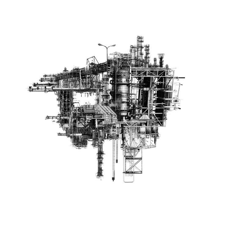 Barclays L'Atelier 2015 - Gaelen Pinnock - Citadel #3