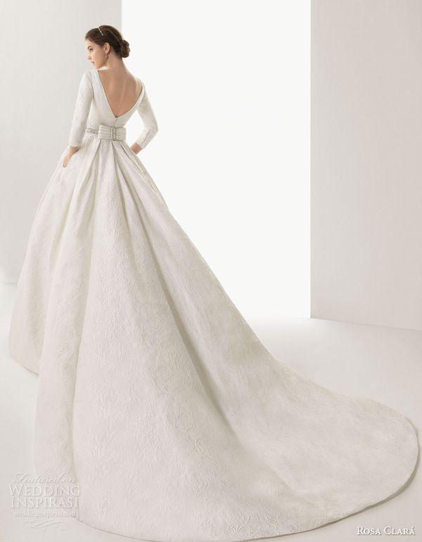 Rosa Clará 2014 bridal