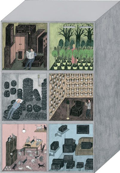 gills: I'm just gonna go ahead and say that Sophia Martineck is my favorite illustrator.